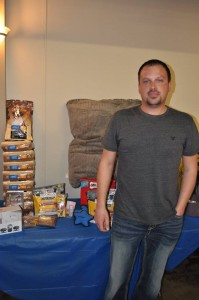 General Raffle: Dog Package Winner, Jeremy Kyncl, Lincoln, NE