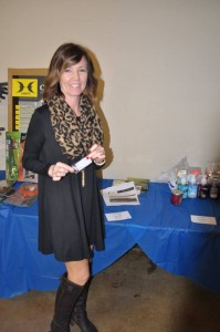 General Raffle: Golf Package Winner, Teresa Schaaf, Lincoln, NE