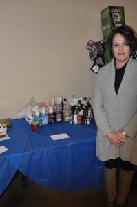 General Raffle: Ladies Package Winner, Renee Hudkins, Ceresco, NE