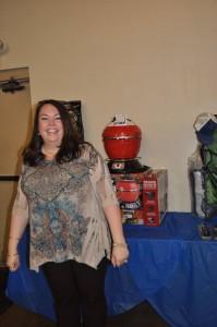 General Raffle Winner: Tail Gate Package, Patricia Herrold, Papillion, NE