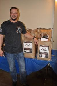 General Raffle: RAKS Game Management Package Winner, Eric Greisen, Platte Center, NE