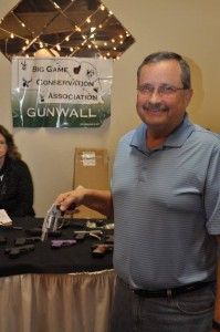 Gun Wall Winner - Dan Adams, Gretna, NE - Smith & Wesson .38