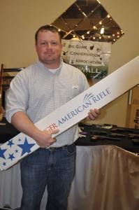 Gun Wall Winner, Andrew Cockerill, Waverly, NE - Ruger 22-250