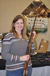 Gun Wall Winner, Tammy Reorda, York, NE - Savage .17