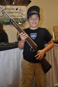 Gun of the Year winner, Nolan Sousek, Remington Model 700, .270 Win., Lincoln, NE