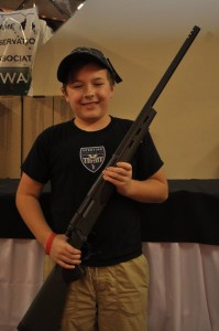 Table Captain Gun Winner, Nolen Sousek, Lincoln, NE - Remington VTR .223.