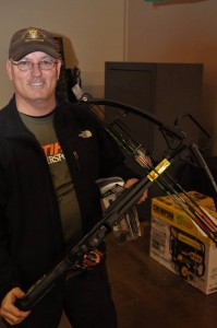 Top Tier, Crossbow winner, Donald Gross, Lincoln, NE.