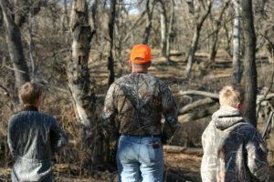 mentor a new hunter
